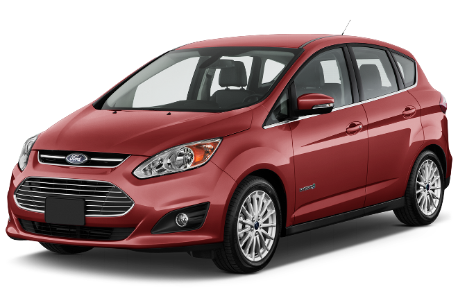 Eva Rent A Car Ford C-Max